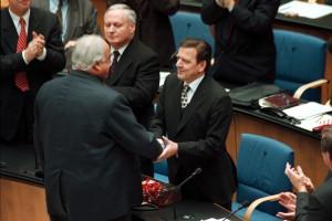 Bundeskanzler von 1998 bis 2005