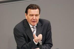 Gerhard Schröder, Regierungserklärung, Agenda 2010