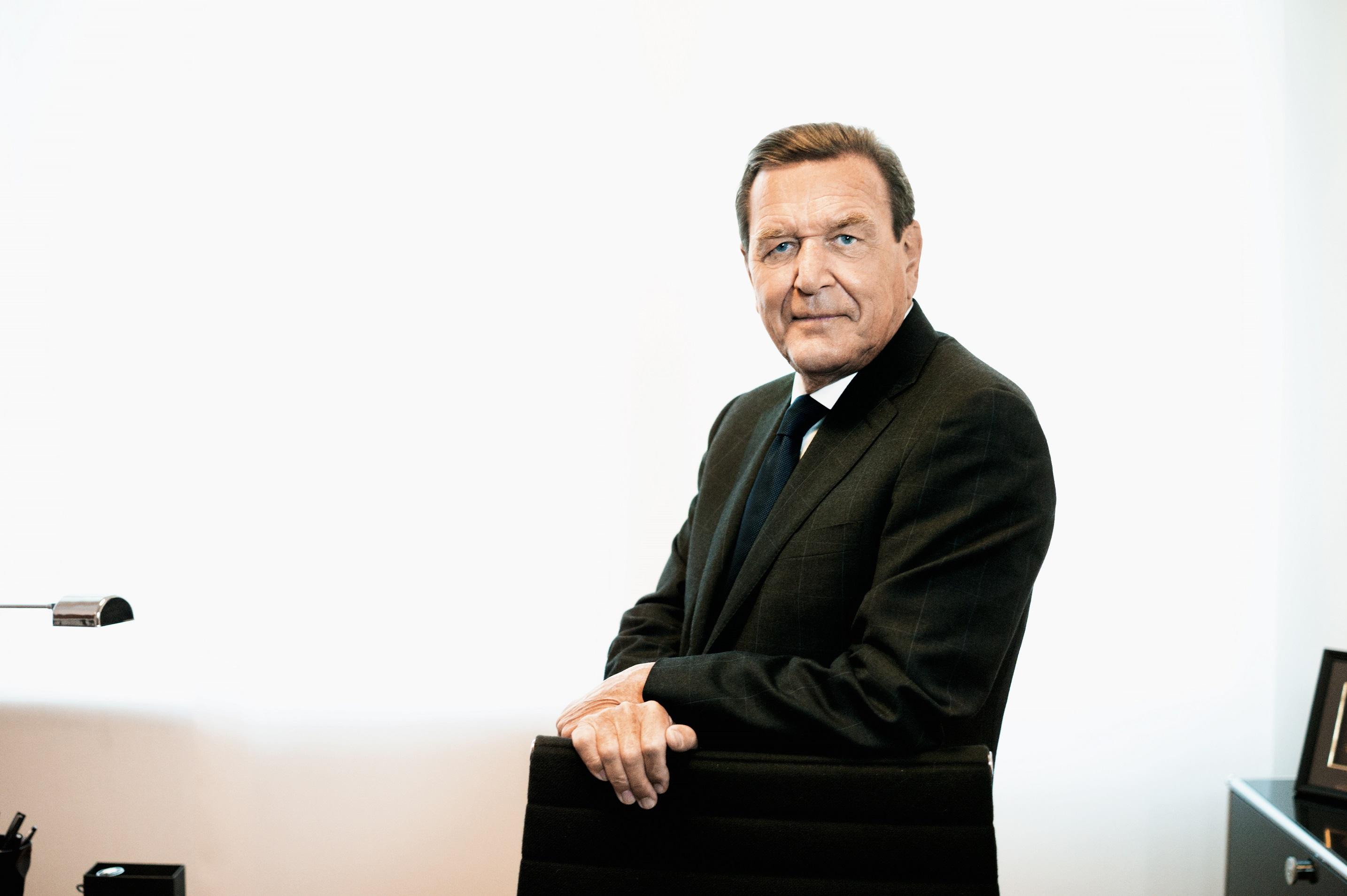 Lemo Biografie Gerhard Schroder 15