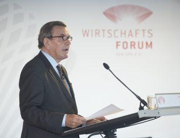Jahreskonferenz des Wirtschaftsforums der SPD 2016